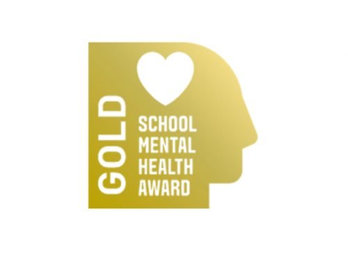 Carnegie Centre of Excellence Mental Health Gold Award for Schools