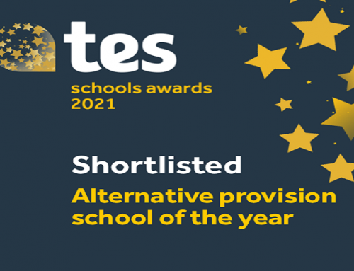 Shortlisted for the TES Schools Awards 2021